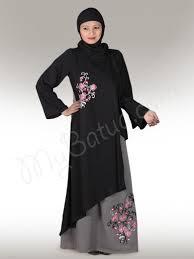 Best Burka Design 2017 Rasha Abaya Black Grey Islamic Clothing Clothes Fashion