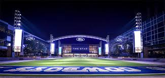 Ford Center Frisco Tx Seating Chart The Star In Frisco The Dallas Cowboys World Headquarters