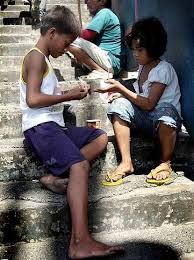 short essay about street children