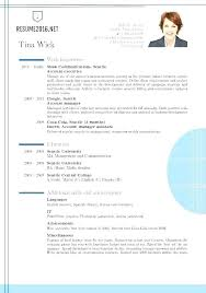 Updated Resume Examples Best Resume Examples It Updated Format Structure Best Templates Free 28