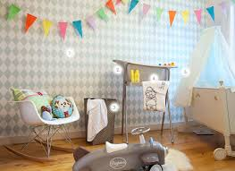 Behang Kinderkamer Ferm Living Moderne Huizen