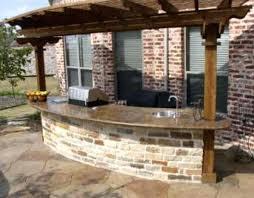 outdoor bar designs and grill photo garden stone patio41 bar