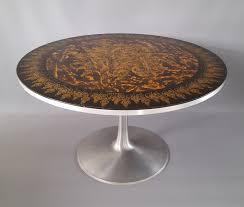 round table san rafael decor idea of splendid poul cadovius 57 vintage design items for round