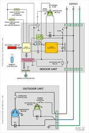 split air conditioner wiring diagram hermawan's blog Run Capacitor Wiring Diagram Air Conditioner split air conditioner wiring diagram Central Air Conditioner Wiring Diagram