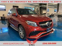 Our new gle 63 coupé rounds off our attractive portfolio in this segment. Used 2018 Mercedes Benz Amg Gle 63 4matic Suv In Des Plaines