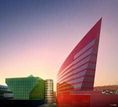 architecture buildings.  Buildings RedBuilding2 Nice And Efficient Office Buildings Architecture  26  Examples For