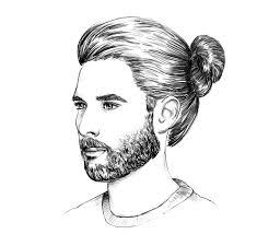 Lange Haare Männer Stylen Sie Sich Ihre Frisur Selbst