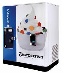 Soft Serve Vending Machine Awesome Stoelting Introduces Frozen SoftServe Vending Machine