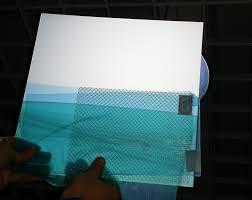 Light Diffusing Foam Acrylic Light Diffuser Sheet Led Lighting Light