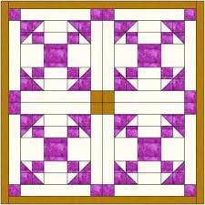 Diamond Ring Quilt Pattern - Ludlow Quilt and Sew & Diamond ring quilt Adamdwight.com