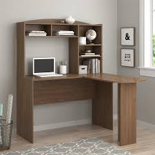 com ameriwood home dakota space saving l desk with hutch l desk with hutch