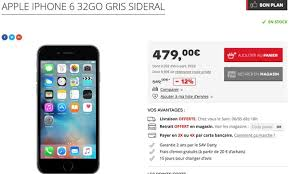 Iphone 6 32go or - Achat / Vente pas cher