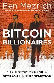 Read online and download as many books as. Bitcoin Billionaires Mezrich Ben 9781408711903 Amazon Com Books