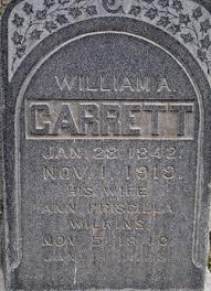 Ann Priscilla Wilkins Garrett (1840-1929) - Find A Grave Memorial
