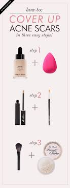 how to cover up a pimple with makeup