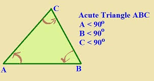 Image result for acute triangle