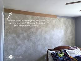 vinyl plank flooring on walls imposing accent wall dumound how to install a and avoid the