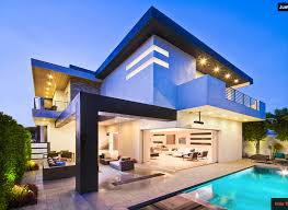 newly built contemporary home in los angeles ca
