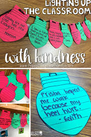 Kindness Christmas Lights Unwrapping The Holidays Writing Ideas 1st December