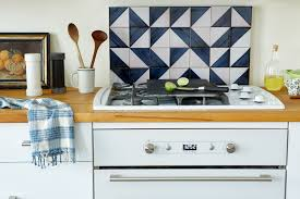 how to install kitchen wall tile new 13 removable kitchen backsplash ideas