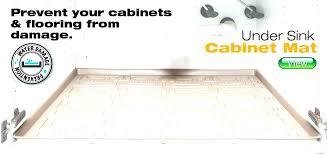 Good Kitchen Sink Liners Under Sink Mat Under Kitchen Sink Mat Kitchen Sink  Styles Materials Sink Protector . Kitchen Sink ...