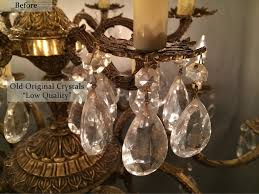 chair good looking antique chandelier crystals 25 img 0687 1024x1024 jpg 2823 outstanding antique chandelier crystals