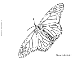 Pictures To Color Of Butterfliesllll