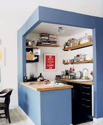 Small Kitchen Outline It With Paint Homestead Pinterest Simple Kitchen Ideas Small Space
