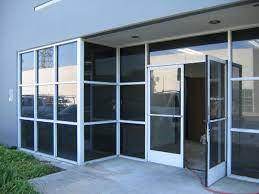emergency commercial glass repair
