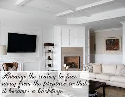 corner fireplace seating
