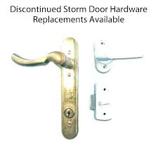 pella storm door replacement parts storm door replacement