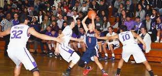 prep basketball is starting this week above bolsa grande and santiago mix it up in a garden grove league game last year tribune file photo