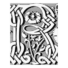Custom Letter Art Template Unique Similiar Fancy Letter R Template Keywords Inside Custom Letter Art