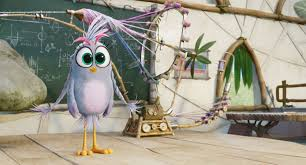 Meet SILVER in The Angry Birds Movie 2 | Angry birds movie, Angry birds, Angry  birds 2 movie