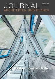 Journal Architekten Und Planer Oktober 2016 By Heinze Gmbh Issuu