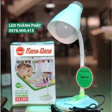 Đèn học để bàn Rạng Đông RL 32 chống cận kèm bóng LED 5W tiết kiệm điện  năng, bảo vệ thị lực - Đèn bàn