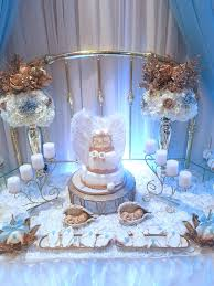 142 Best Baby Shower  Angel Theme Images On Pinterest  Shower Angel Baby Shower Decorations