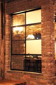 reclaimed thin brick wall
