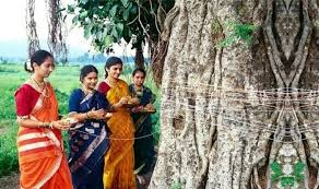 Image result for Some women in India marry trees.