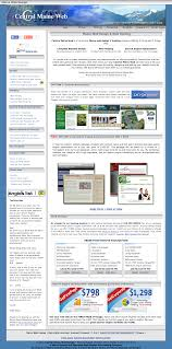 Maine Web Design Central Maine Web Competitors Revenue And Employees Owler