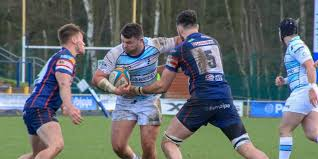 Bedford Blues show intent with new deals for Jacob Fields and Will Hooley