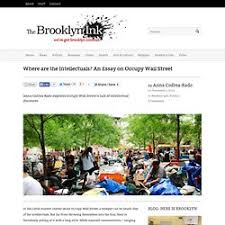 occupy wall street movement essay