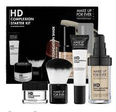 up for ever s hd plexion starter kit if