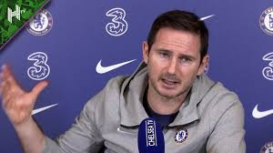 Frank Lampard press conference ...