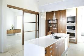 kitchen sliding door translucent sliding door for the curated contemporary kitchen design design associates kitchen cabinet sliding door mechanism