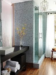 small modern bathroom. Add Vertical Interest Small Modern Bathroom H