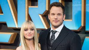 chris pratt and anna farris