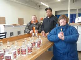 east hartford based moonshiners implement inclusive hiring members of marc inc a not for profit in manchester work at onyx along their job coach