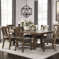 dining room tables rustic style. etolin 7 piece dining set room tables rustic style n