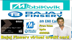 how to use bajaj finserv virtual